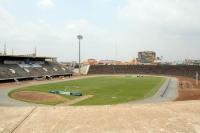 Olympic Stadium in Phnom Penh, Kambodscha