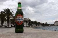 Ein Hajducko Pivo in Split
