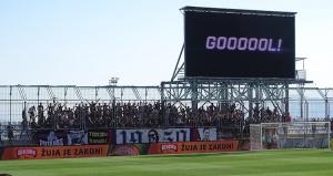 HNK Rijeka  vs. HNK Hajduk Split