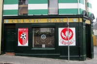 Celtic Bar in der Bogside von Derry (Northern Ireland)