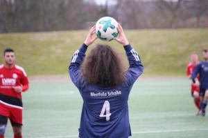 DJK Teutonia Schalke II vs. SV Westfalia Schalke