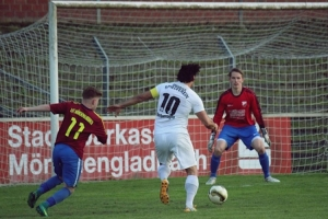 Rheydter SV vs. 1. FC Mönchengladbach II
