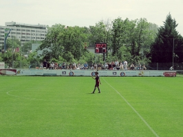 Admira Landhaus vs. SR Donaufeld Wien