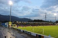 Cashpoint Arena des SC Rheindorf Altach