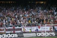 Fans von Red Bull Salzburg beim Spiel gegen Austria Wien