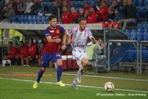 FC Basel vs. LASK Linz