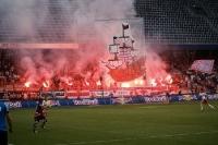 Heimblock bei Red Bull Salzburg vs. Austria Wien