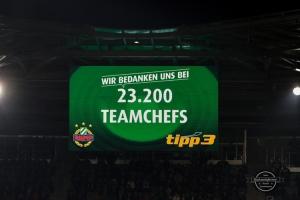 SK Rapid Wien vs. FC Salzburg