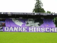 Danke Hirschi! Austria Salzburg vs. SC Breganz