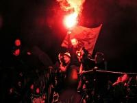 Hitziges Pokalspiel Austria Salzburg vs. SK Sturm Graz