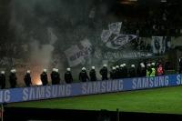 Polizeieinsatz bei Austria Salzburg vs. Sturm Graz