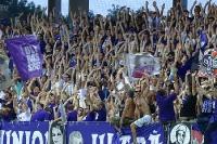 SV Austria Salzburg bei SKN Sankt Pölten