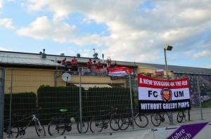 SV Austria Salzburg vs. FC United of Manchester