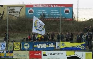 SV Gerasdorf Stammersdorf vs. First Vienna FC