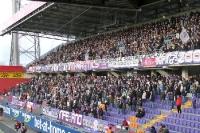 FK Austria Wien gegen FC Admira Wacker Mödling