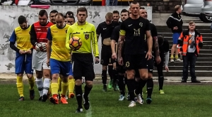 Czarni 44 Szczecin vs. Pionier Szczecin
