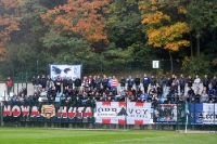 Fans von Cracovia Krakow in Swinemünde
