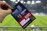 das Onlinemagazin turus.net vor Ort beim Spiel Lech Poznan - Korona Kielce (polnische Ekstraklasa)