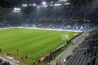 Lech Poznan - Korona Kielce im Stadion Miejski, 1:0, 14. Oktober 2011