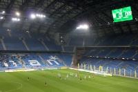 Warta Poznan - GKS Katowice im Stadion Miejski (Posen), 2:2, 15. Oktober 2011
