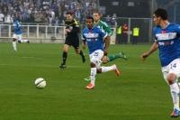 Lech Poznan gegen Legia Warszawa 2012/13