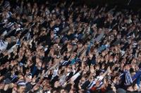Fans von KKS Lech Poznan in Aktion