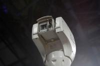Kameraüberwachung im Stadion Miejski in Poznan