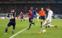 KKS Lech Poznan beim FC Basel