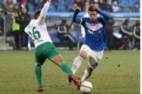 Lech Poznan gegen Lechia Gdansk