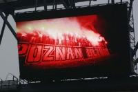 Lech Poznan gegen Legia Warszawa im Stadion Miejski