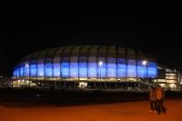 Stadion Miejski in Poznan