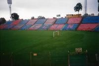 Florian-Krygier-Stadion in Stettin, 2001