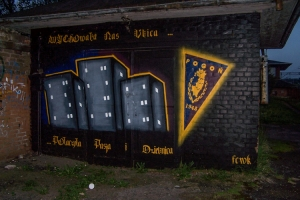 Graffiti Pogon Szczecin
