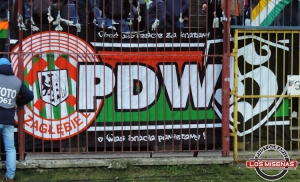 MKS Pogoń Stettin vs. MKS Zagłębie Lubin