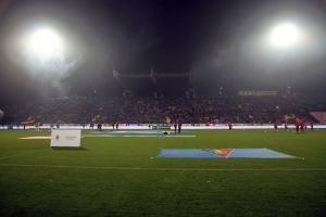 MKS Pogoń Szczecin vs. Legia Warszawa