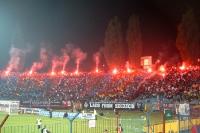 MKS Pogon Szczecin vs. Cracovia, 2005