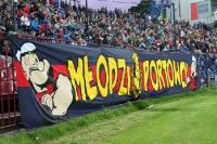 MKS Pogon Szczecin vs. Legia Warszawa, 28.05.2014