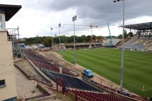 Neubau Florian-Krygier-Stadion