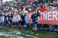 Pogoń Szczecin nach dem 0:0 gegen Cracovia