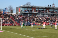 Pogoń Szczecin vs. Cracovia Krakow, 0:0