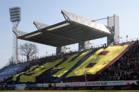 Pogon Szczecin vs. KS Cracovia: Stimmungsvolle Party trotz torlosem Remis
