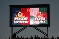 Pogon Szcezcin gegen Lechia Gdansk, 2012