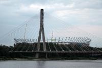 Stadion Narodowy w Warszawie, Nationalstadion in Warschau
