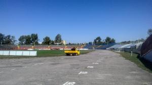 Stadion von Gornik und Medyk Konin