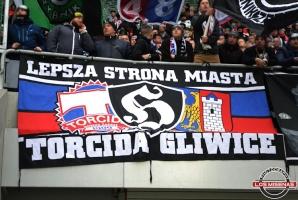 WKS Slask Wroclaw vs. KS Górnik Zabrze