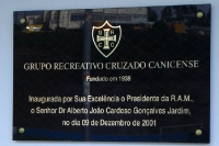 Grupo Recreativo Cruzado Canicense