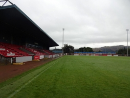 Forthbank Stadium Stirling Home of Stirling Albion