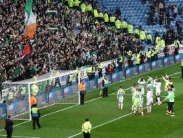 Glasgow Rangers vs. Celtic Glasgow