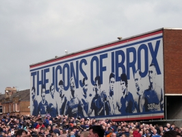 Glasgow Rangers vs. Celtic Glasgow