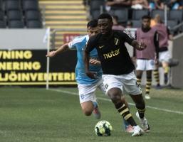 AIK Solna vs. Malmö FF